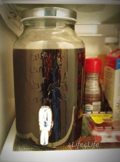 coffe fridge